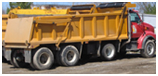 triaxle truck image